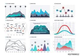 Infographic Chart Statistics Bar Graphs Economic Diagrams