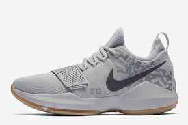 Nike Pg 1 Wolf Grey Cool Grey Light Brown Gum