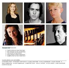 best the book thief images the book thief book  book thief movie cast rudy