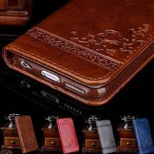 <b>Luxury Leather</b> Flip Card <b>Wallet Phone</b> Case Cover Stand fo iPhone ...