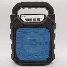 Loa Bluetooth YD-668 / Tika B408 âm thanh cực hay, có led đẹp, kết nối siêu  nhanh mới 100% lỗi 1 đổi 1 ARIGATO - LOA668 - Loa Bluetooth