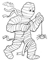 Small Picture Coloring Pages For Halloween Archives Gallery Coloring Page