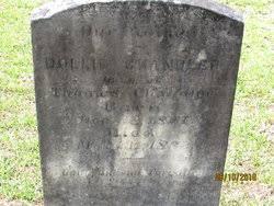 Dollie Chandler (1824-1899) - Find A Grave Memorial