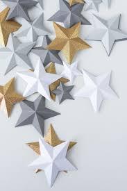 Sterne Aus Papier Basteln Basteln Weihnachten Sterne