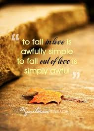 Fall Quotes About Love Unique To Fall In Love Is NuttyTimes Beautiful Quotes More
