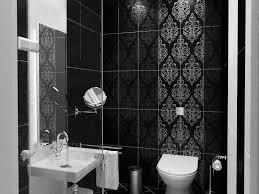 Black And White Bathroom Decor Bathroom 97 Best Sleek Black And White Bathroom Decor Models