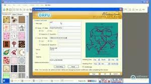 drpu wedding cards designer software 8 3 download (free trial Wedding Invitations Programs Free Download video and screenshot wedding invitation software free download