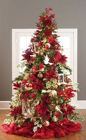 60 Gorgeously Decorated Christmas Trees From RAZ Imports