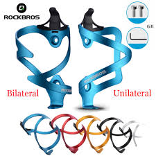 rockbros 3d bike water bottle holder cycling bicycle cage ultralight aluminium alloy holders 33g