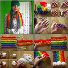 Finger Knitting Patterns