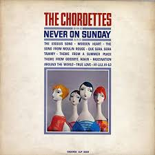Never On Sunday 1961 13 Billboard Chart Hit By The
