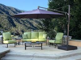 treasure garden patio umbrella foot patio umbrella treasure garden cantilever aluminum wide crank lift tilt offset