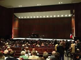 Unt Auditorium Seating Chart Menopause Musical Review Of Eisemann Center For The