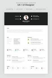 Ux Designer Resume Cliffordsphotography Com
