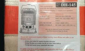Duraheat Kerosene Heater Wick Theloopapp Co