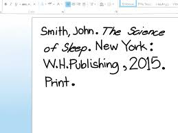 how to cite a book in mla style steps pictures