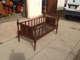 Antique Baby Cribs Antique Civil War Era Crib Bed Obnoxious Antiques