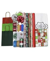 cozy carolina gift wrapping kit