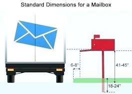 mailbox flag dimensions. Install Mailbox A Mail Box Post Dimensions Flag