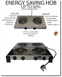Electric cooking stoves Mini The Vuthisa Energy Saving 2plate And 4plate Electric Cooking Hob Vuthisa