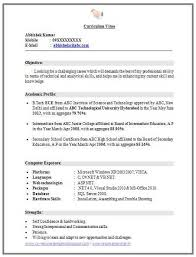 Pdf Resume Custom Resume Format Pdf Free Download Luxury Resume Samples For Freshers