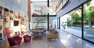 living room double height ceiling designs chandeliers for tall ceilings large leather sectional new york style
