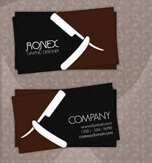 barbershop business cards 20 beautiful roundup of barber business cards wpaisle barbershop