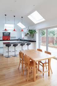 track lighting for high ceilings.  ceilings modern kitchen extension  breakfast bar stools u shaped layout  vaulted ceiling intended track lighting for high ceilings d