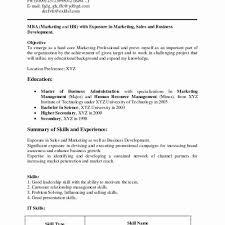 Mba Graduate Resume Amazing Mba Graduate Resume Exclusive Professional Summary Resume Best Good