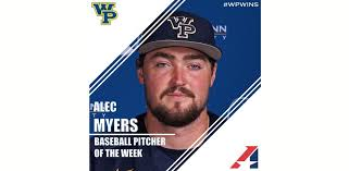 Myers' Perfection Leads to Heart Honor | William Penn University Athletics
