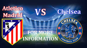 UEFA Champions League - Atletico Madrid vs Chelsea 0-0 | Match Review 22/04/ 2014 - YouTube