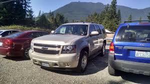 Gage Cudmore's 2007 Chevrolet Tahoe