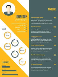 Resume Template Design Download Orlandomoving Co
