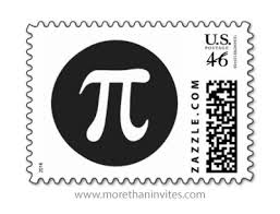 pi day invitation pi day postage stamp black and white more than invites