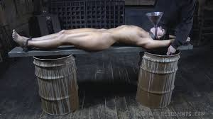 BDSM Fetish Infernal Restraints Water Bondage