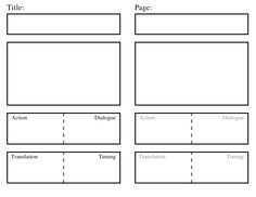 This Is A Free Storyboard Template For Powerpoint That You Can ...