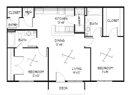 Modern 2 Bedroom Apartment Floor Plans Apartments 2 Bedroom Floor Plan Bay Apartments By Bay Residence