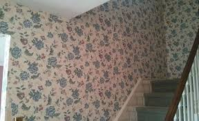 how to remove wallpaper preparation work