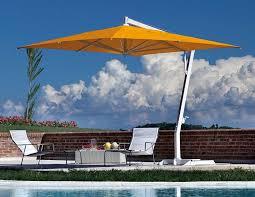 photos of fim p series aluminum 11 5 square cantilever umbrella list 4 325 45 free
