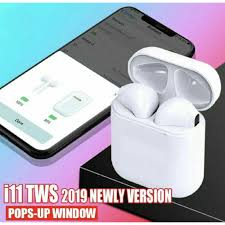 Tại Nghe Bluetooth Không Dây I11 Tws Cho Ios Android - Tai nghe Bluetooth  nhét Tai