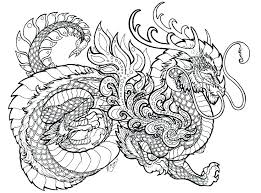 At home with the kids? Dragon Coloring Pages For Adults Best Coloring Pages For Kids