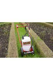 wheeled push garden sprayers