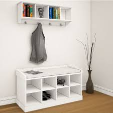 Hallway Bench Coat Rack Hallway Benches Bookshelves Storage Hall The House Bench Seat With 97