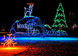 Dayton Ohio Christmas Tree Lighting Holiday Light Display In Dayton Ohio Perfect For A Family