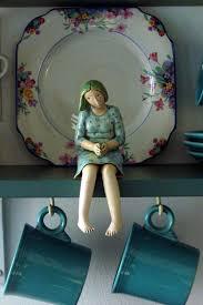 Ожившая <b>керамика</b> Elizabeth Price | Художественные скульптуры ...