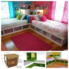 view in gallery corner unit for the twin storage bed f1 space saving twin bed corner unit guide and