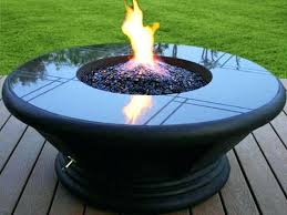 propane fire pit portable outdoor table reviews diy insert
