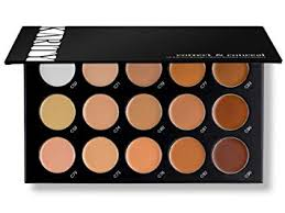 amazon 15 full coverage highly pigmented cream based professional concealer palette face makeup kit set pro palette high end formula beauty