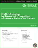 Executive Sumary Executive Summary Brief Psychotherapy For Depression In Primary