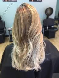 Golden Honey Dirty Blonde Hair Color